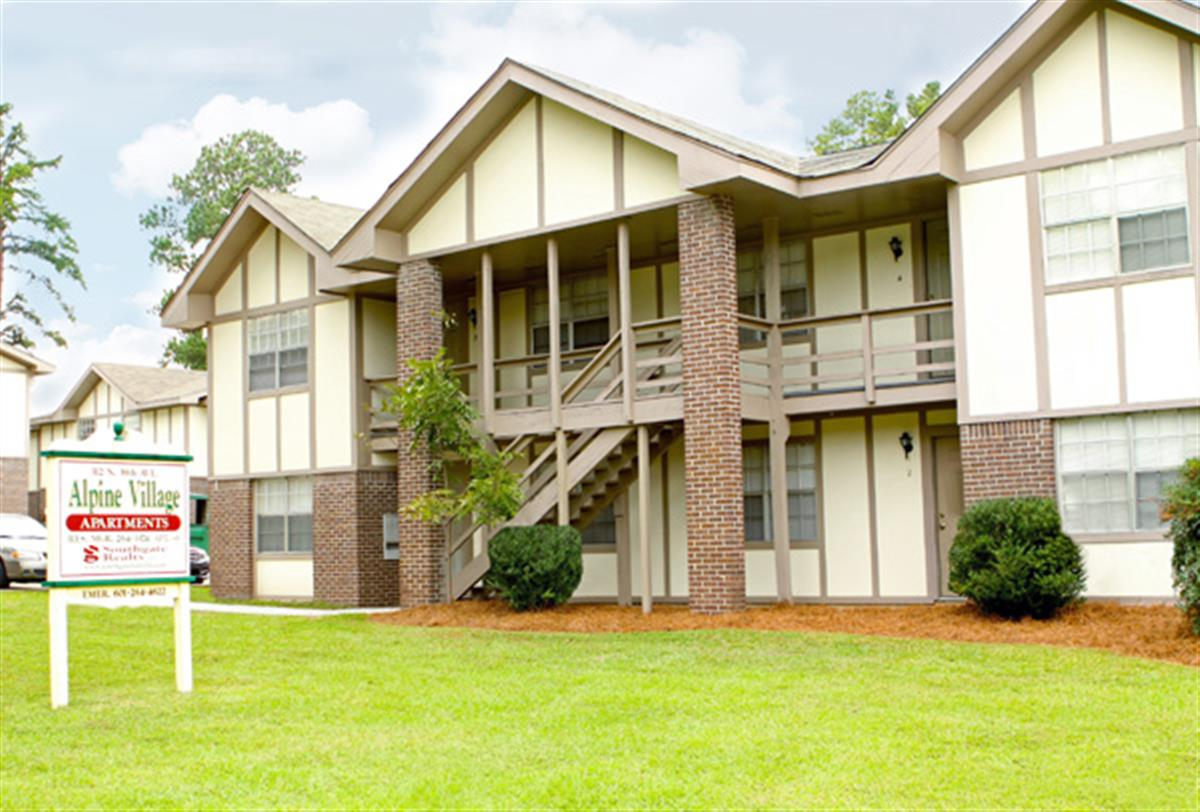alpine village apartments apartment in hattiesburg ms